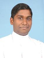 Fr. Prince Chakkalayil CST